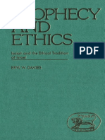 Eryl W. Davies Prophecy and ethics Isaiah and the ethical traditions of Israel JSOT Supplement 1982.pdf