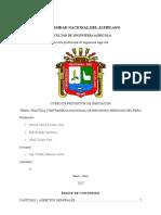 TRABAJO POLITICAS Y ESTRATEGIA DE RRHH.docx