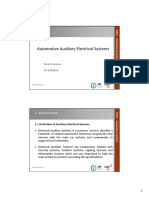 SIAUT Auxiliar Electrical Systems