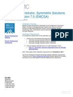 e20 517 SA Symmetrix Solutions Exam