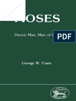 George W. Coats Moses Heroic Man, Man of God JSOT Supplement Series 1987.pdf