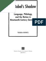 Tuska Benes in Babel's Shadow