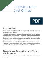 Proyecto Hidroenergético y de Irrigación Olmos