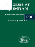 George J. Brooke Exegesis at Qumran. 4Q Florilegium in Its Jewish Context JSOT supplement 1985.pdf