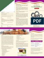 Brochure QIP Short Term Course