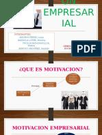 Motivacion Empresarial Actual