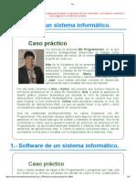 Unidad 2. Software de Un Sistema Informático