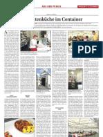 Artikel zum Mensapavillon aus Catering Management 07-08/2010