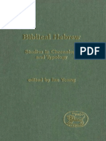 Ian Young Biblical Hebrew Studies in Chronology and Typology JSOT Supplement 2003.pdf