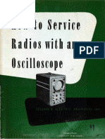 How to Service Radios With an Oscilloscope