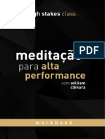Workbook Meditacao Para Alta Performance