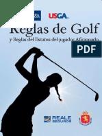 RFEG Reglas de Golf 2016