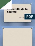 Desarrollo de La Adultez