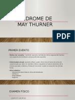 sx May Thurner