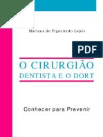 O Cirurgião Dentista e o Dort - Conhecer Para Prevenir.pdf