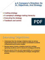 Crafting & Executing Strategy 19e