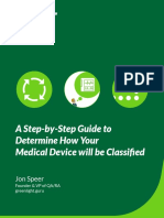 Guide to Med Device Classification