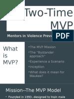mvp ed session