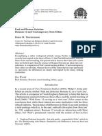 Paul and Roman Stoicism.pdf