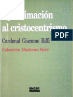 Aproximacion Al Cristocentrismo - Giacomo Biffi