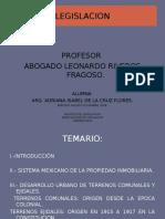 APUNTES DE LEGISLACION ADRIANA DE LA +