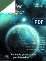 Frontier Explorer - Issue 15 (10008351)