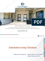 Amit - Automation Using Selenium