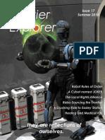 Frontier Explorer - Issue 17 (10008351)
