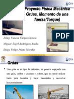 Grúas Momento de Una Fuerza Torque_Vargas, Rodríguez, Prieto