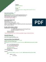 Java Tipicos