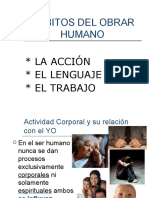 2. Ámbitos Del Obrar Humano