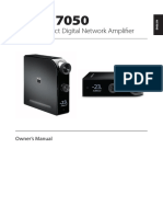D 7050 Direct Digital Network Amplifier - English manual.pdf