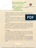 Call for Papers Spanish