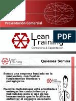 Presentacion Comercial Manufactura Scribd