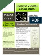 syllabus 2016 2017