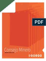 Reporte Consejo Minero 2015