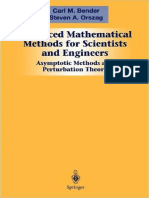 132045678 Bender Orszag Advanced Mathematical Methods For Scientists