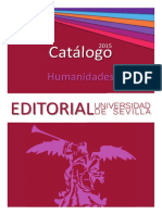 Catalogo Humanidades