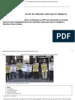 Cláusulas Suelo_ PP y PSOE Pactan Un Decreto de Cláusulas Suelo Que No Obligará a Devolverlo Todo