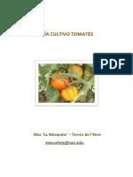 Guia Cultivo Tomates