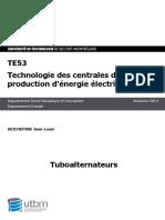 TE53 2014A Cours JLS Turboalternateurs Complements