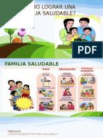 Como Lograr Una Familia Saludable