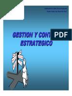 Gestion y Control Estrategico