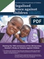 Global-report-Ending Legalised Violence Against Children 2016