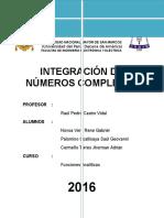 4°-Integracion Compleja