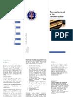 triptico procedimiento de tutela tributario