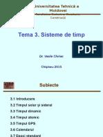 Sisteme de Timp