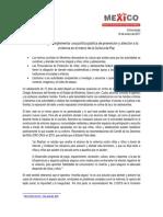 Comunicado REDIM ante hechos en Monterrey