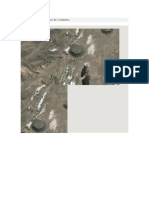 Complejo Arqueológico de Cutimbo DATOS