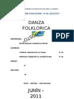 Danza Folklórica